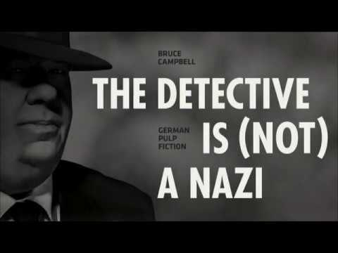 The Detective Is (Not) A Nazi