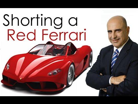 Day Trading a Red Ferrari for $5,000 - Meir Barak