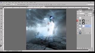 كيفية إنشاء شخصية كرتونية مع photomanipulation & لمس