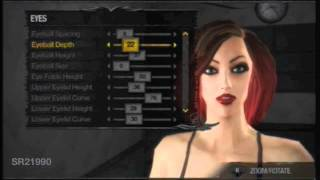 SR2 - Joey (Formula Guide for my Female Character)
