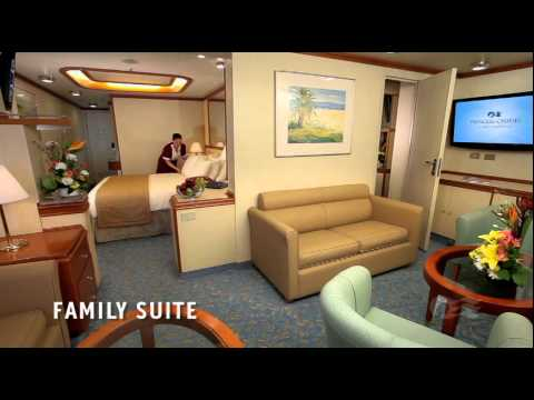 Virtual Tour of Princess Cruises Staterooms | Princess Cruises