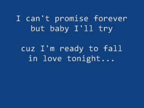joey fatone-ready to fall (with lyrics)