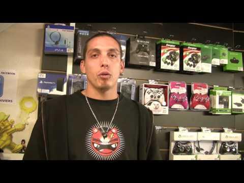 Vendeur de jeux vidéo Raconte moi ton métier