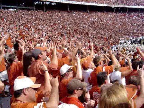 Texas Fight TX OU 2008