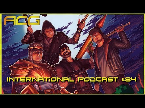 International Podcast #84 Detroit, Vampyr, E3 and Huge Leaks News