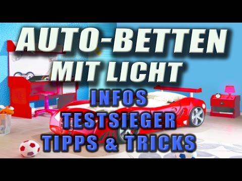 Autobett Mit Licht Infos Tipps Und Testsieger