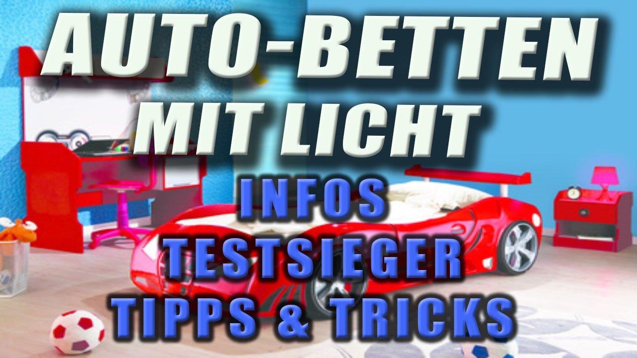 Autobett Mit Licht Infos Tipps Und Testsieger Kinderbett Autonet