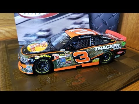 NASCAR Diecast Review: 2014 Austin Dillon Bass Pro