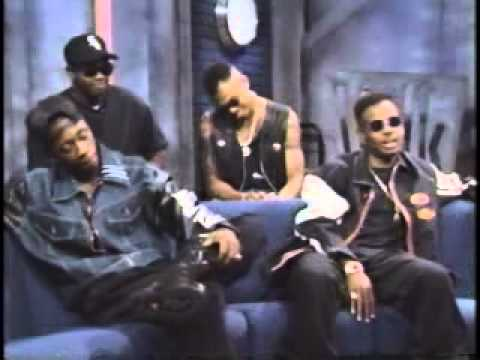 Jodeci interview on Video Soul Pt 2