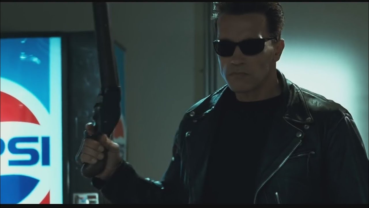 Download Terminator 2|T-800 Vs T-1000 |Galleria Fight