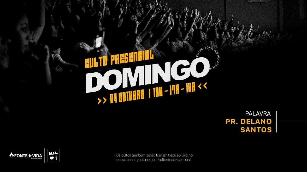 Download Culto da Família 10h | Pr. Delano Santos