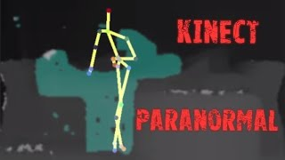 Ghost Caught on Kinect Camera - Real Paranormal Activity Part 42