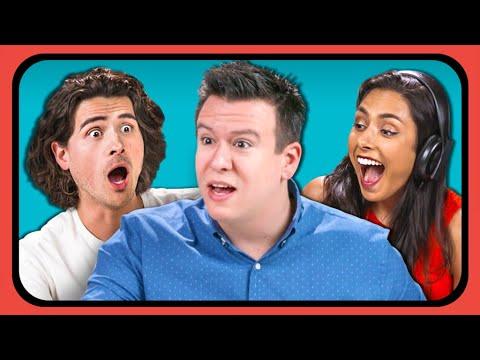 YouTubers React To Deepfakes (Game Of Thrones, Jennifer Lawrence, Mark Zuckerberg)