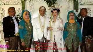Video Rias Pengantin Bekasi-0812-1234-6681-Album Pengantin Solo Putri-Ratih,Eko&Keluarga