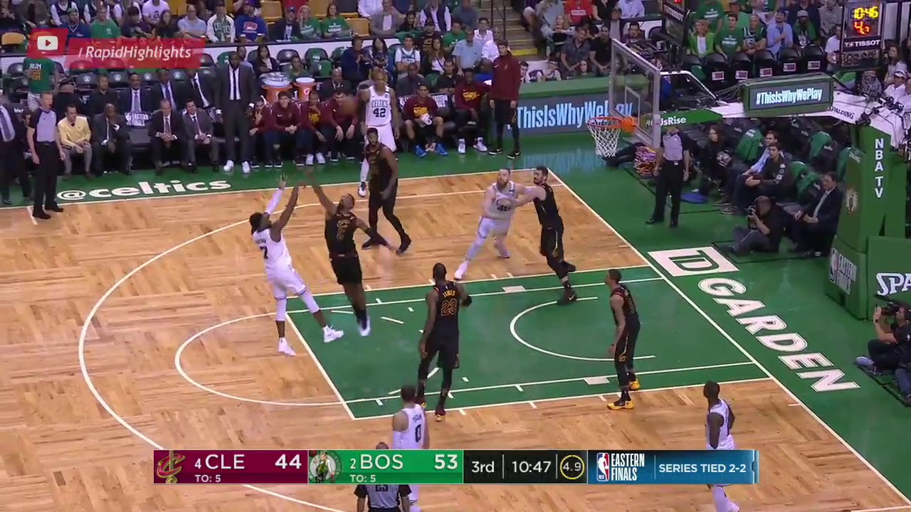 Cavaliers vs. Celtics - Game Summary - May 27, 2018 - ESPN