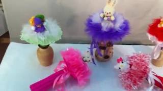видео Букет из мягких игрушек своими руками пошаговое фото для начинающих