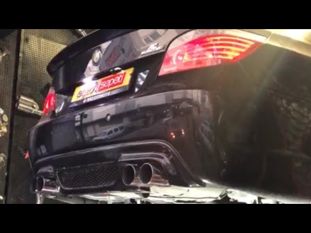 BMW E60 5.20 KUMANDALI PERFORMANS EGZOZ SİSTEMİ