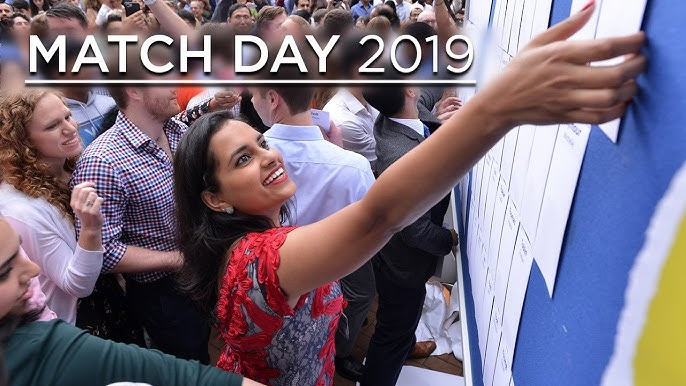 Match Day 2019 - YouTube
