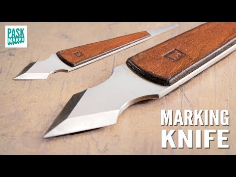 Make A Marking Knife