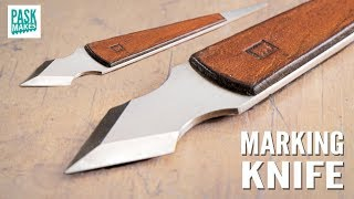 Make a Marking Knife