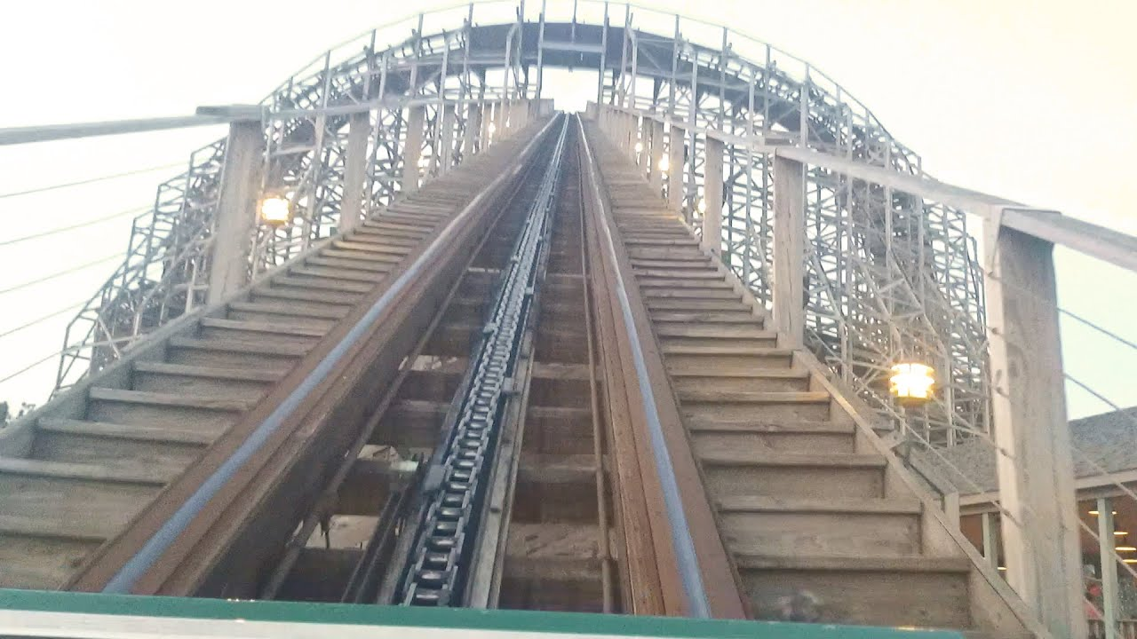Mean Streak Pov Cedar Point Youtube