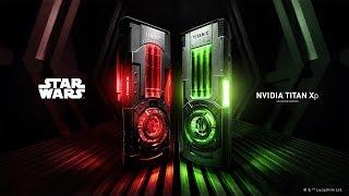 Новый Titan XP Star Wars, Что там с GTX 1070 Ti, AMD + Intel = Core H