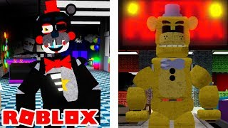 LEFTY'S PIZZERIA IST REOPENED! (Roblox Lefty es Arcade Land Rebooted Roleplay)