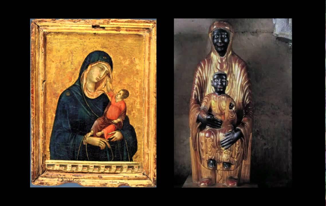 black madonna history