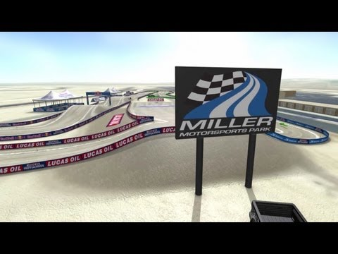 Utah Motocross Animated Track Map Miller Motorsports Park – Dynamic Cam