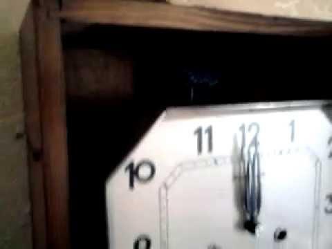 Как сделать часы из дерева - YouTube