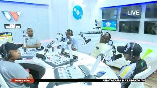 #LIVE : SPORTS COURT NDANI YA 88.9 WASAFI FM - NOV 12. 2019