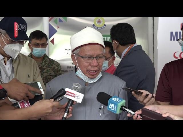 COVID-19: MAIWP sumbang RM450,000 PPE