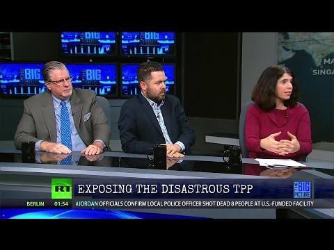 Full Show 11/9/15: Exposing the Disastrous TPP