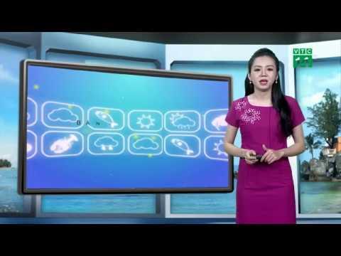 Thời tiết biển 17/09/2018: Các đảo Cô Tô, Bạch Long Vỹ gió giật cấp 6 | VTC14