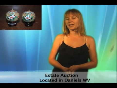 Estate Auction in Daniels WV