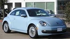 Used 2014 Volkswagen Beetle Dallas TX Garland, TX #P7860V - SOLD