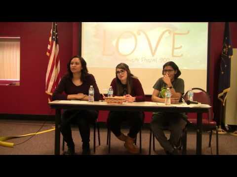 Revolutionary Love Forum, Humanities Fest 2017 2