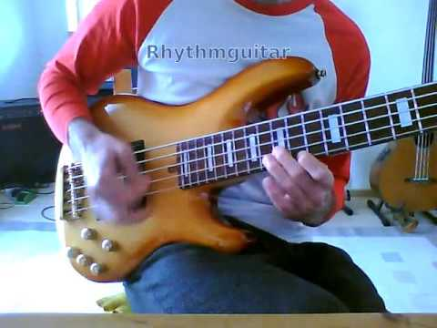 Ievan Polkka - Bass Cover By 80Field