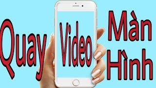 Hướng Dẫn Cách Quay Video Màn Hình Game freefire và liên quân mobile cho adroid và iphone mới 2020
