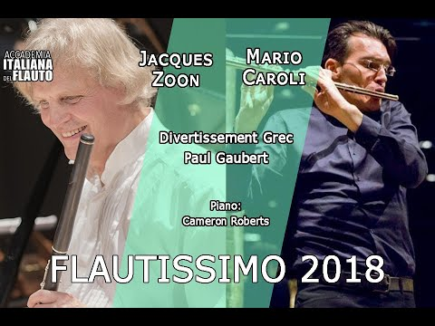 Jacques Zoon e Mario Caroli - Divertissement Grec