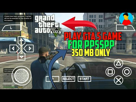 gta 5 ppsspp download rar