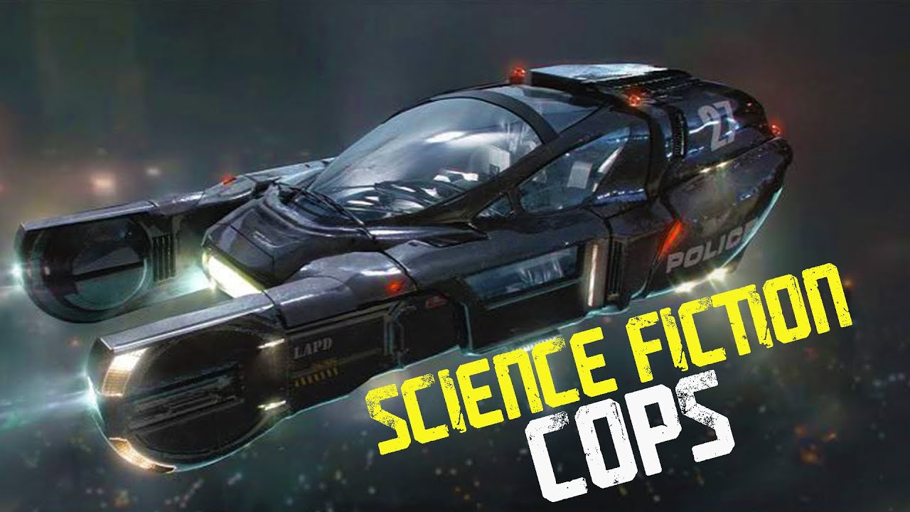 8 Best Lawmen in Science Fiction