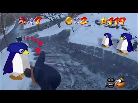 Super Mario 64 funny meme compilation #4 (clean)