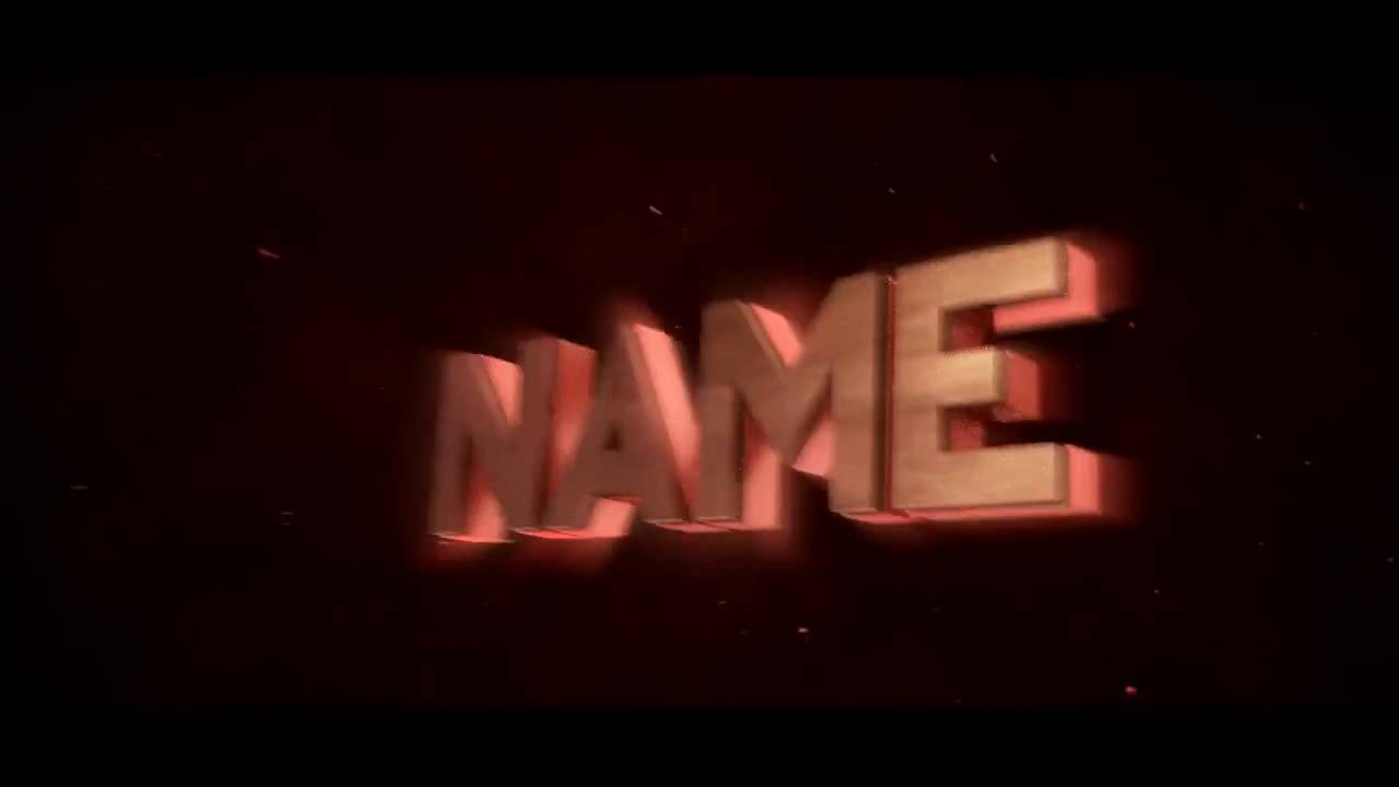 Blender intro for Name!