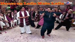 Mehroz dance on Laila Main Laila at Aap Ka Sahir on TV ONE - Sahir Lodhi #DancelikeLaila