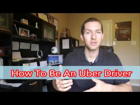 How To Be An Uber Driver - The Truth Completely Exposed!