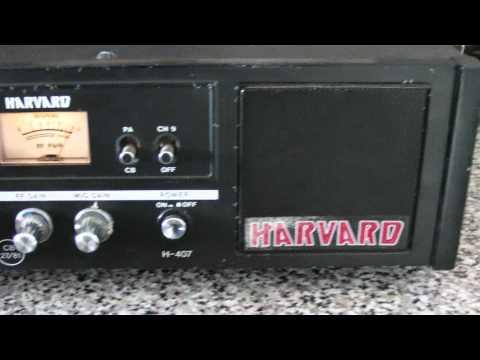 Harvard H-407 Homebase CB Radio