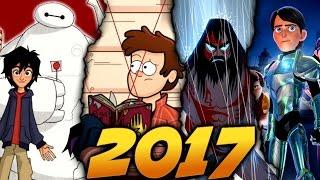 10 Мультсериалов, которые Выйдут в 2017