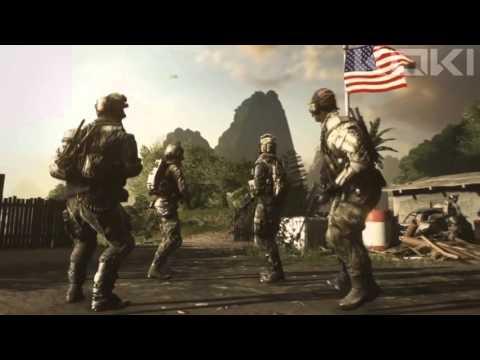 Battlefield 4 Trailer ft. Macklemore Can´t Hold Us