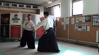 jo no awase 4 [TUTORIAL] Aikido advanced weapon technique: